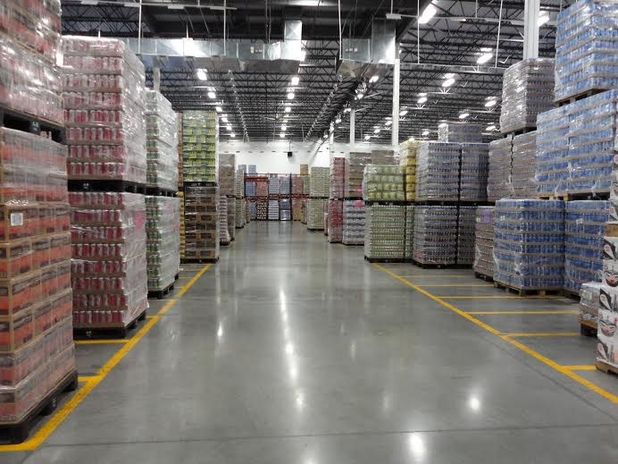 Food Amp Beverage Warehousing Commonwealth Inc