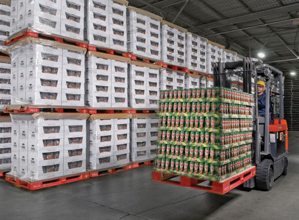 Food & Beverage Warehousing | Commonwealth Inc  – Cincinnati